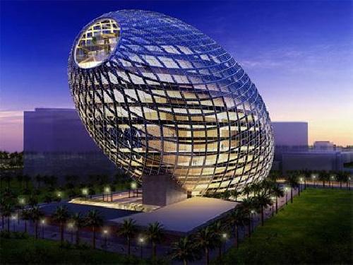سازه های فضایی - سازه فضاکار - شرکت سازه فضاییسازه های فضایی اصفهانامتيازات سازه هاي فضاكار